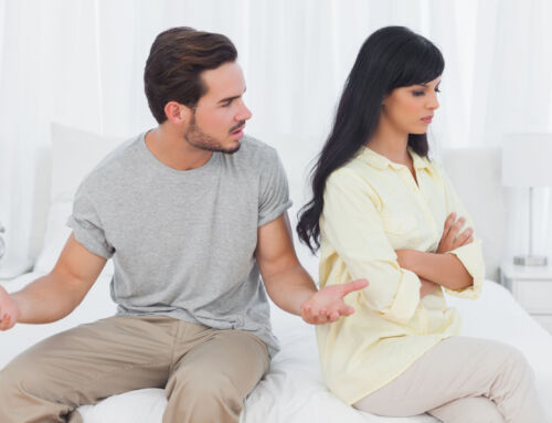 Why is My Wife Not Interested in Me Sexually?