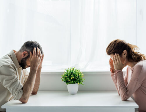 My Wife Just Said She Wants A Divorce, And Now I Can't Think