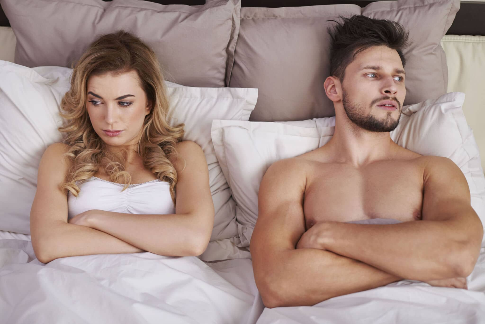 Men's 4 Most Common Questions About Sex